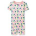 Girls' Hearts 2-Piece Pajama Set Pink 4 - Circo™