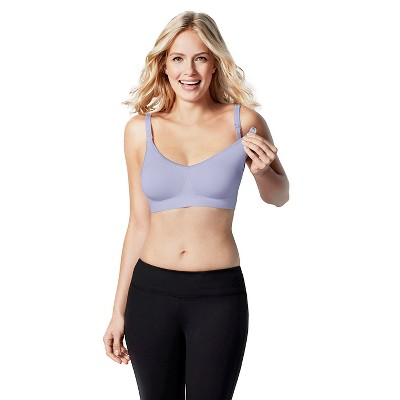 Bravado! Designs® Women's Body Silk Seamless Nursing Bra - Lilac L