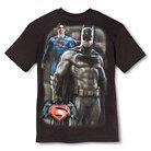 Boys' T-Shirt Batman Vs Superman – Black