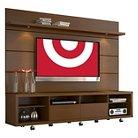 "Cabrini TV Stand and 2.2 Panel 86"" - Manhattan Comfort"