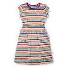 Happy by Pink Chicken Girls' Knit Dress - Rainbow 4