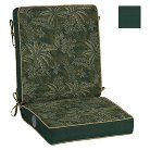 Bombay® Outdoors Palmetto Green Adjustable Comfort Chair Cushion