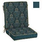 Bombay® Outdoors Anatolia Blue Adjustable Comfort Chair Cushion