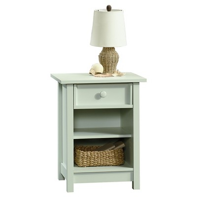 Cottage Road Side Table - Rainwater - Sauder