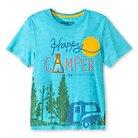 Boys' Short Sleeve T-Shirt - Aqua Blue S - Genuine Kids™ from OshKosh®