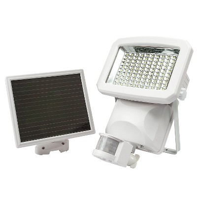 Paradise Garden Solar Powered Motion Sensor LED Security Light 1,000 Lumens