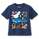 Toddler Boys' Finding Dory Tee Shirt - Navy Heather