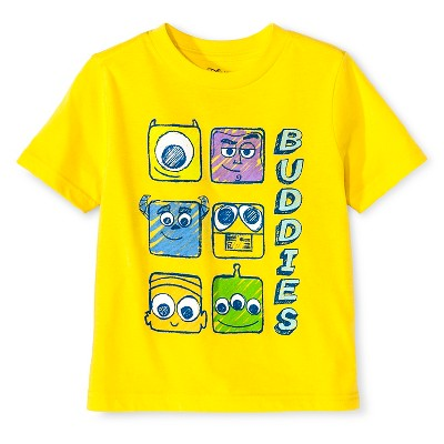 Baby Boys' Disney Pixar® T-Shirt - Yellow 18 M