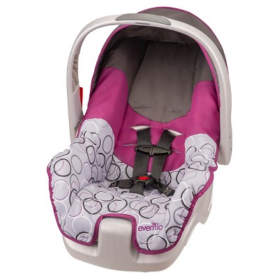 Evenflo Nurture Infant Car Seat Ali