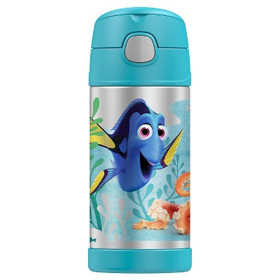 Thermos Blue Dory 12oz Portable Beverage Bottle