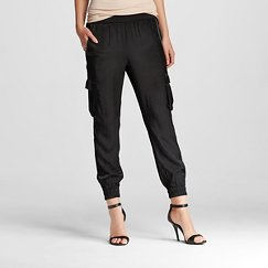 Women's Cargo Pant Black - K by Kersh