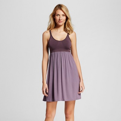 Women's Seamless Gown Plum Wink L - Gilligan & O'Malley™
