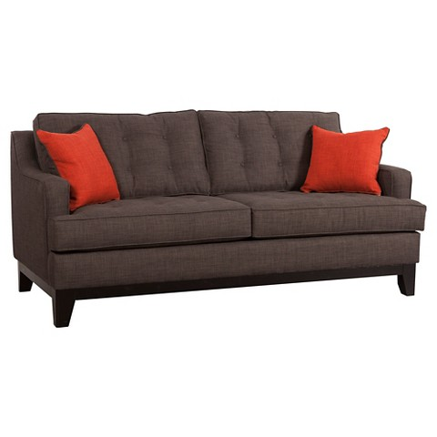 Sofa Grey Zuo Tar