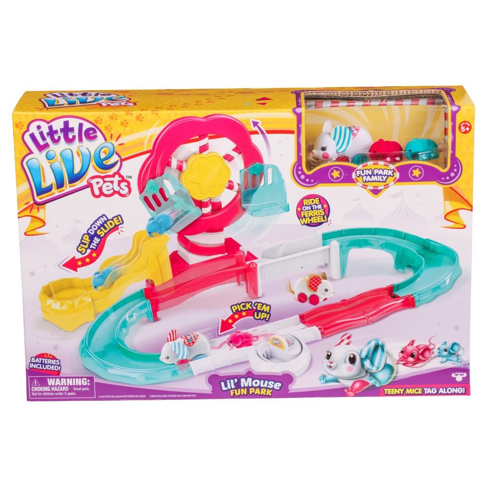 Little Live Pets Lil' Mouse Fun Park Trail