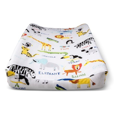 Sabrina Soto™ Safari Changing Pad Covers - Animal