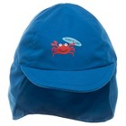 Toddler Boys' Crab Cadet Hat Blue 2T-4T