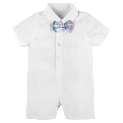 Child Bodysuits G-Cutee White 3-6 M