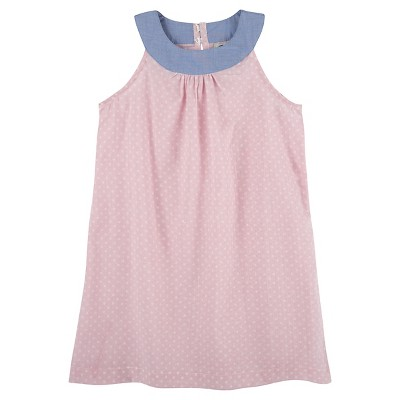A Line Dresses Pink G-Cutee 3-6 M