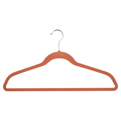 Room Essentials™ 10Pk Velvet Shirt Hanger