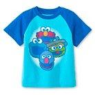 Sesame Street™ Toddler Boys' T-Shirt - Blue