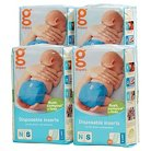 gDiapers Disposable Inserts Case N/S - 160 Count