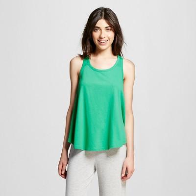 Women's Pajama Tank Top Growing Garden L - Xhilaration™