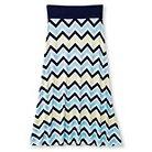 Girls' U-Knit Girls Maxi Skirt - Blue S