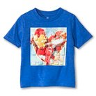 Baby Boys' Ironman® T-Shirt - Royal Blue Heather