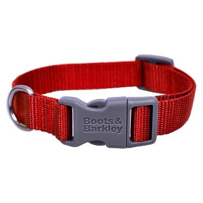 Adjustable Dog Collar - Ripe Red (XS) - Boots & Barkley