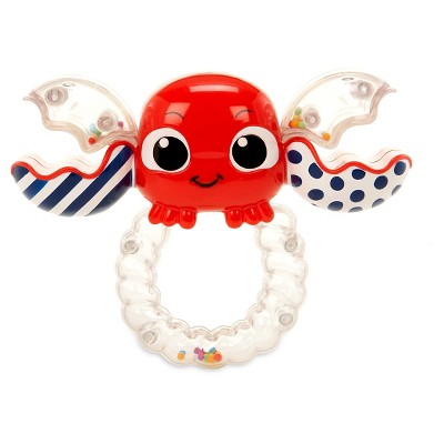 Little Tikes Baby - Shake 'n Rattle Crabbie Ring, Red
