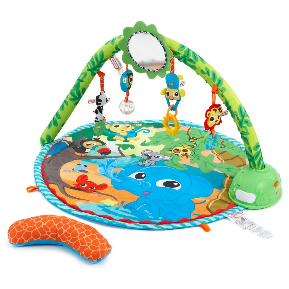 Little Tikes Baby - Sway 'n Play Activity Gym, Multi-Colored