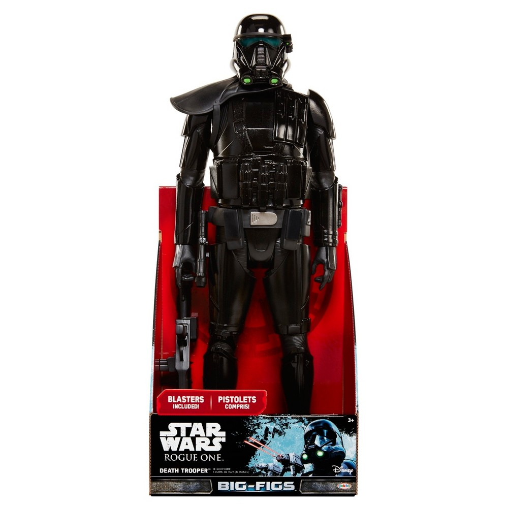 Star Wars Rogue One Jyn Erso Action Figure 20