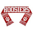 Forever Collectibles - NCAA Reversible Split Logo Scarf Indiana University Hoosiers