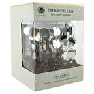 Locker Style™ Accessories - Chandelier-Magnetic - Silver