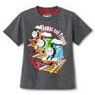 Thomas & Friends® Toddler Boys' Short Sleeve T-Shirt - Charcoal Heather