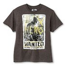 Boys' Batman Dawn of Justice Graphic T-shirt Charcoal Heather