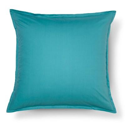 Tulum Pillow Sham Euro - Aqua Sabrina Soto®