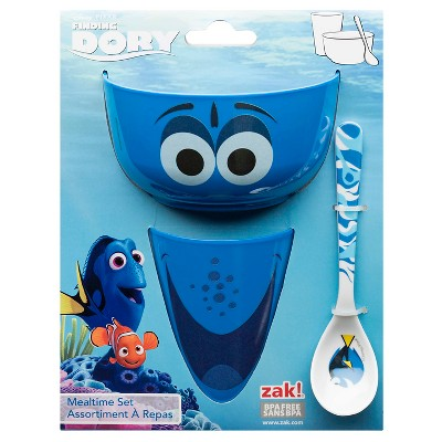 Finding Dory Mealtime Set - 3pc