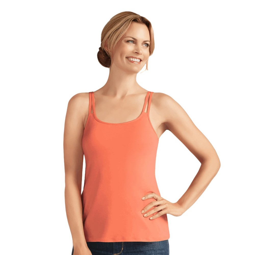 Amoena Valetta Pocketed Shelf Bra Camisole #fit#integrated