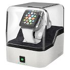 Trident Valet Charging Pedestal for Apple Watch - White (OD-APWATC-WTVAL)