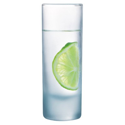 Luminarc Barcraft 2.25oz Straight Sided Shot Glass - Set of 6