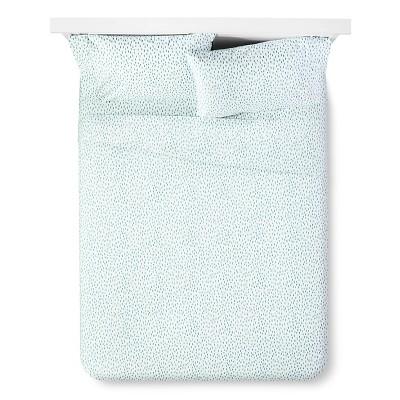 Confetti Sheet Set Twin - Turquoise Sabrina Soto®