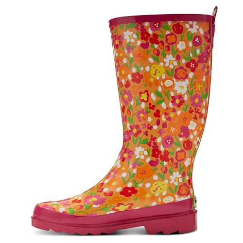 Western Chief® Women's Floral Fun Rain Boots | eBay