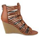 Women's Cover Girl Celeste Wedge Multi Strap Ghillie Sandals