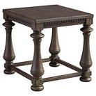Larrenton Rectangular End Table Grayish Brown - Signature Design by Ashley