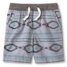 Baby Boys' Chino Short - Heather Gray 12M - Cherokee®