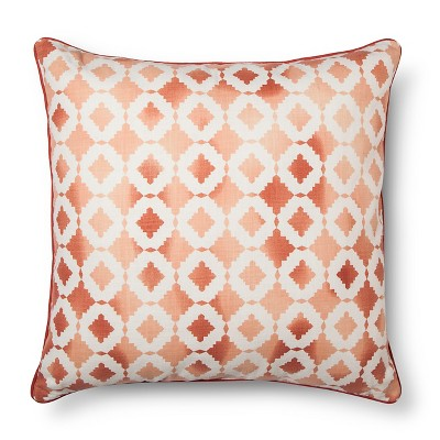 Decorative Pillow Coral