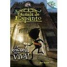 La escuela esta Viva! / The School is Alive ( Escuela De Espanto / Eerie Elementary) (Bilingual)