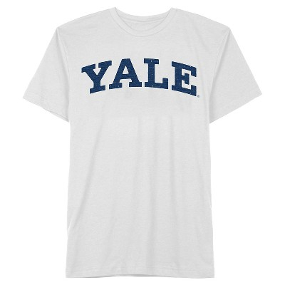 Men's Yale Dog T-Shirt White L
