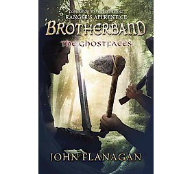 The Ghostfaces (Brotherband Chronicles, #6) - John A. Flanagan